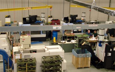 Aircraft Precision Products Expands with New Equipment Purchase